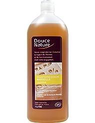 Douce Nature - PRI 4808 - Hygiène Cheveux Bio - Shampoing Douche Marseille Lavandin - 1 l