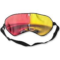 Sleep Eye Mask Water Drop Wave Lightweight Soft Blindfold Adjustable Head Strap Eyeshade Travel Eyepatch preisvergleich bei billige-tabletten.eu