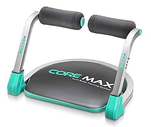 Core Max L\' Originale 6in 1Total Body Cardio Weight Training System, Core Esercizio Macchina