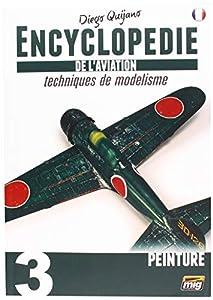AMMO MIG-6072 - Enciclopedia de técnicas de Modelado de Aviones - Vol.3 - Pintura Francesa, Multicolor