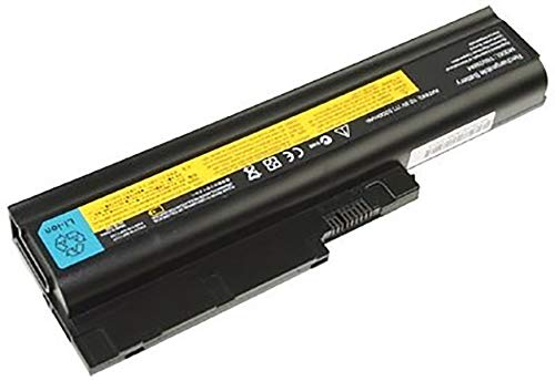 Akku für IBM Lenovo ThinkPad R500, R60, R60E, R61, R61E, SL300, SL400, SL500, T500, T60, T60P, T61, T61P, W500, Z60 Z61, 4400 mAh, wie 40Y6795, 40Y6799, ASM92P1140, 4400 mAh, 10.8V, Lithium Ionen Akku