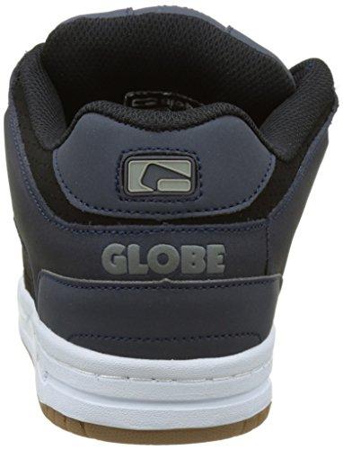 Globe Herren Scribe Skateboardschuhe Blau (Navy/black)