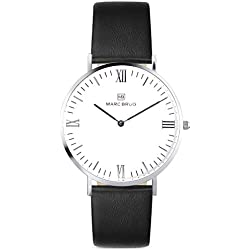 Marc Brüg Men's Minimalist Watch Chelsea 41 Hygge
