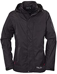Fifty Five - Chaqueta impermeable - para hombre negro 60