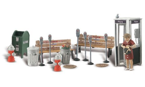 street-accessories-benches-fire-hydrants-parking-meters-etc-o-scale-woodland-scenics-by-woodland-sce
