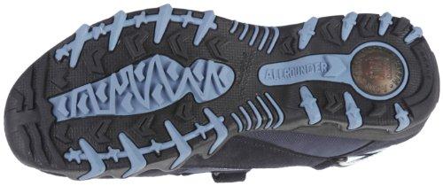 Allrounder by Mephisto Damen Outdoor Fitnessschuhe Blau (BLUE C.SUEDE 55 / MESH 55)