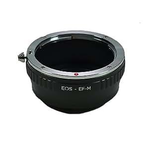 Canon EF/EFS lens to Canon EOSM EOS-M camera mount adapter