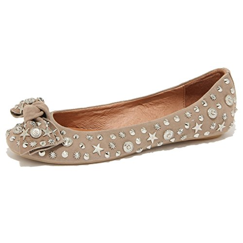 78360 ballerina JEFFREY CAMPBELL HALEY STARS BORCHIE scarpa donna shoes women [41]