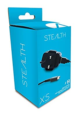 STEALTH XS Series Mains Adapter (Nintendo 2DS/New 2DS XL/3DS/New 3DS/New 3DS XL) from ABP Technology