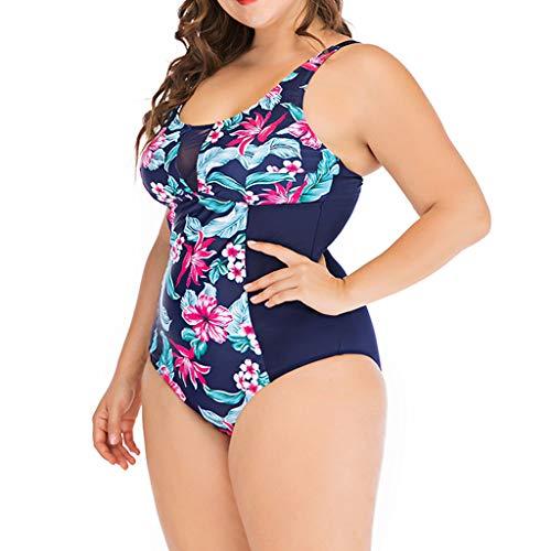 Cooljun Frauen Athletic Training Badeanzug Badeanzug Badeanzug Damen Plus Size Kostüm Gepolsterter Badeanzug Monokini Push Up Bikini