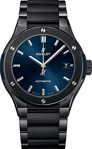 Hublot Black Ceramic Classic Fusion 45 mm orologio da uomo 510 cm.7170.cm