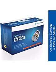 CLEO Shower & Tap Filter for Chlorine & Hard Water Removal