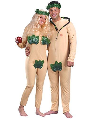 egenheiten FW5068 Adam Eve Kost-m-Set (Adam Und Eve Adult)