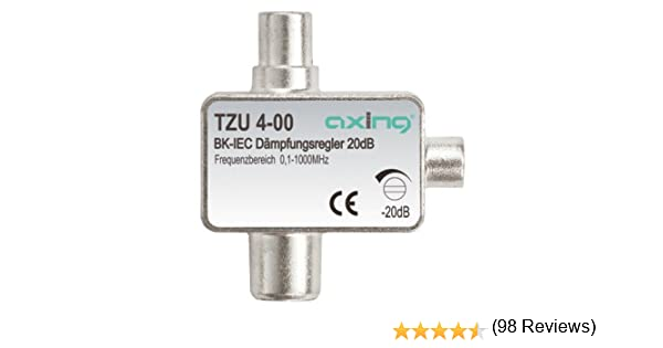 Axing TZU 15-04 Cable splitter Metallico