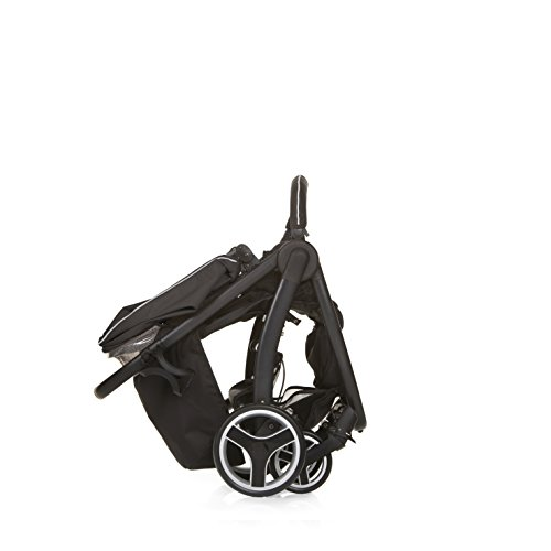 Hauck Lift-Up Three Easyfold Pushchair - Black