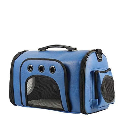 Raumtasche Katze Hund aus Umhängetasche Hund Rucksack Handtasche -