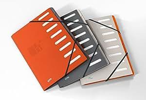 Classificatori con elastico Elba - 8 - 400013690 (conf.12)