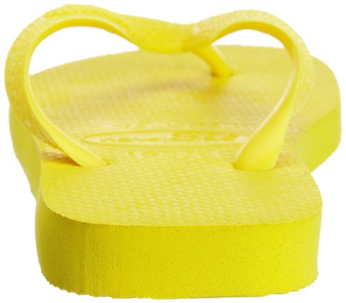 Havaianas Infradito Uomo/Donna Top Giallo (Citrus Yellow 2197)