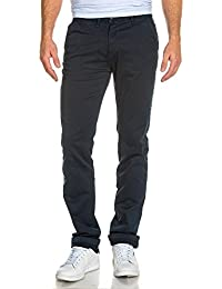 Petrol Industries - Mann Chino marineblau