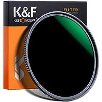 K&F Concept - Filtro para Objetivo ND 52 mm ND1000 (10 Pasos) (2Peak)