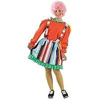 e749051d2 Amazon.es: Disfraz muñeca de cuerda - 20 - 50 EUR: Juguetes y juegos