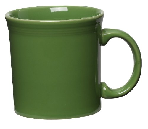 Fiesta 12-Ounce Java Mug, Shamrock by Homer Laughlin (Fiesta Shamrock Geschirr)