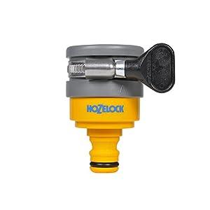 Hozelock – Adaptador para grifos sin rosca diámetro máximo 24 mm