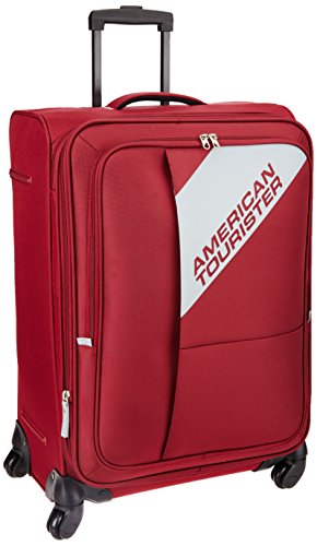 American Tourister Cameroon 55 cms Maroon Soft sided Suitcase (76W (0) 02 001)