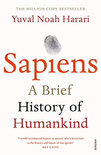 Sapiens: A Brief History of Humankind (English Edition) por Yuval Noah Harari