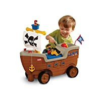 Little Tikes Play-n-Scoot Pirate Ship