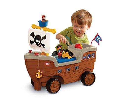 *Little Tikes 622113M – Rutscherfahrzeug Piratenschiff*