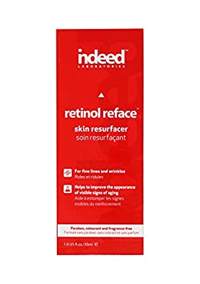 Indeed Labs Retinol Reface Skin Resurface Cream, 30 ml