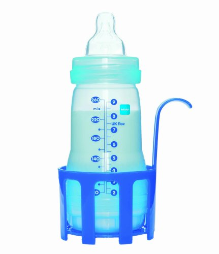 MAM 938901 – Bottle and Baby Food Warmer, babykostwärmer, Blue/Bleu
