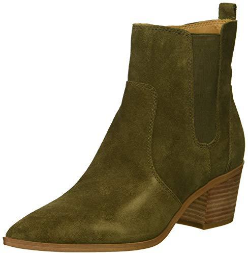 Franco Sarto Damen SIENNE Stiefelette, Mltyrgreeb, 37.5 EU (Franco Frauen Schuhe Sarto)
