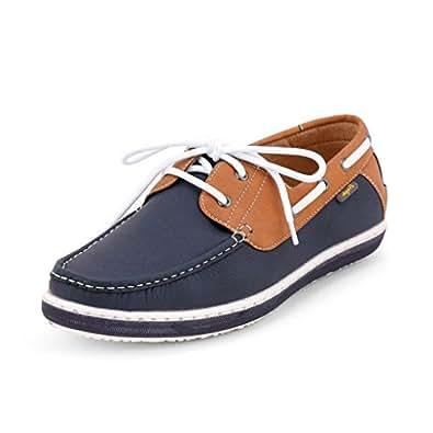 Froskie Men's Designer Formal & Casual both Black & Brown Loafer Shoes for Office, Regular& Party wear _FR-006-Black/Brown-7