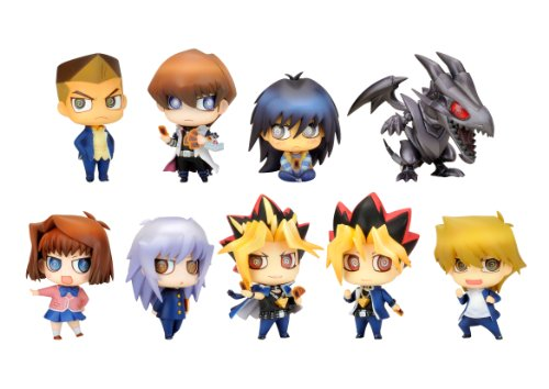 Yugioh One Coin Grande Collectible Trading Figure Series 1 (Display Box of 10)