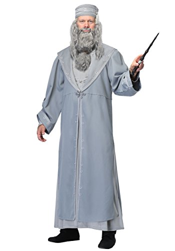 Deluxe Dumbledore Adult Fancy dress costume Medium