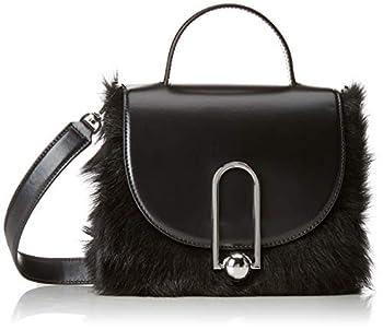 HUGO Uptown S T. Handle-f, Sacs baguette femme, Noir (Black), 9x19x20 cm (B x H T)