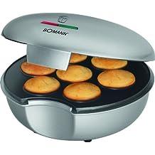Cupcake de Maker para 7pieza Cupcakes (Muffin de Maker, Muffin de Back dispositivo, 900W, Back Semáforo + antiadherente)