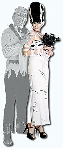 er toten Braut (Halloween Kostüm Zu Frankensteins Braut)