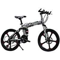 Bicicleta plegable wayscral foldy 20