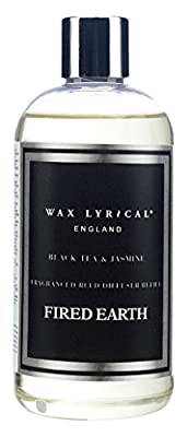 WAX LYRICAL 250 ml Black Tea and Jasmine Reed Diffuser Refill by WAX LYRICAL