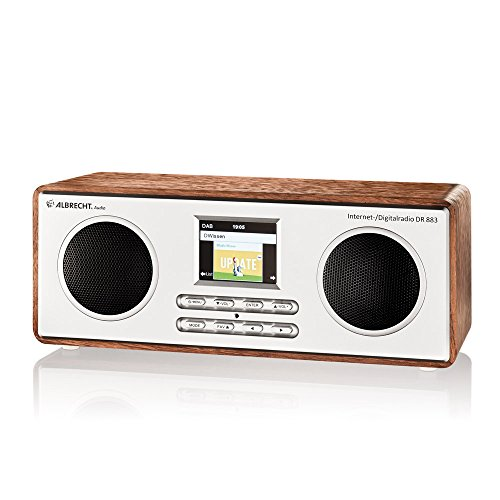 Albrecht DR 883 DAB+ Digitalradio