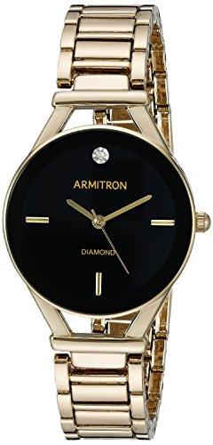 armitron-75-5334bkgp-da-donna-con-zircone-in-oro-bicolore-da-orologio-da-uomo