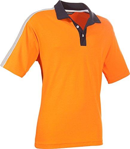 Schneider Poloshirt Single-Jersey Orange