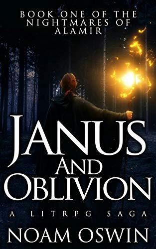 Janus and Oblivion: A LitRPG Saga (The Nightmares of d'occasion  Livré partout en Belgique