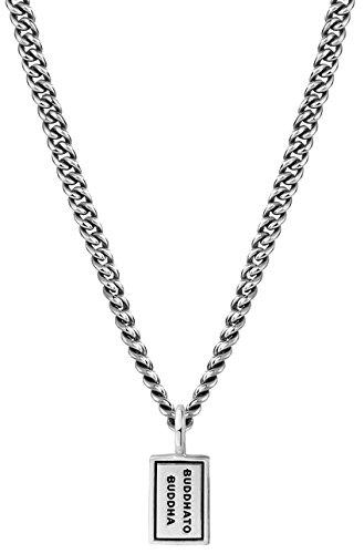 Buddha To Buddha Essential silber Halskette Länge 75cm