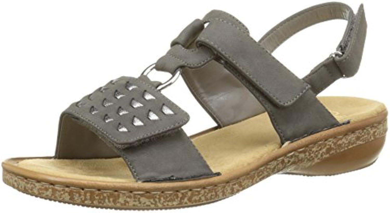 rieker 62883, woHommes    & eacute; sandales b00s6lyrgi parent bouts fermés | La Reine De La Qualité  e5a7ab