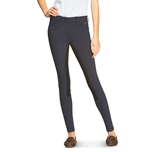 <span class='b_prefix'></span> Ariat Womens Olympia Regular Fit Front Zip Breeches - Beige