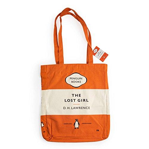 Tote: Lost Girl (Orange) -